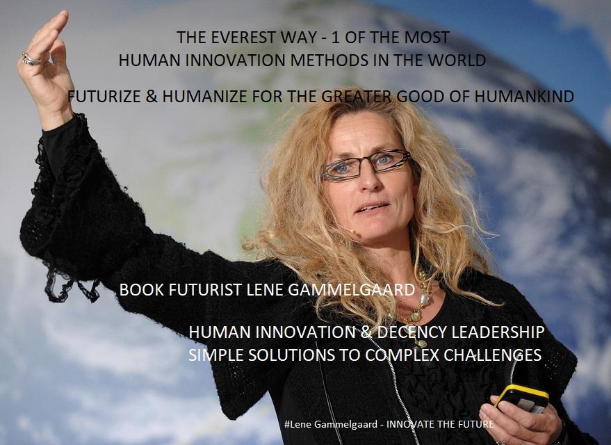 Innovieren Sie die ZUKUNFT um die 4 Industrielle Revolution mitzugestalten