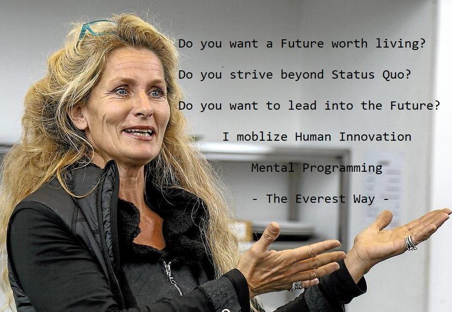 #Lene Gammelgaard Everest Way