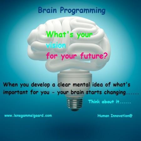 Brain vision for future