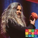 Keynote Speaker Lene Gammelgaard Resultatverbesserung mit nachhaltige entwicklung