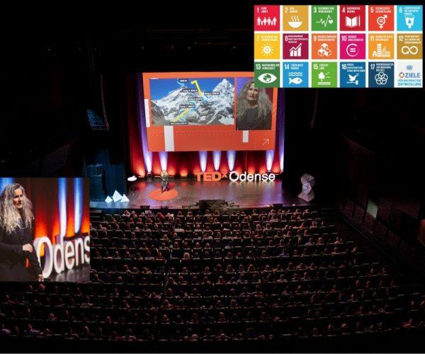 Lene Ted BIG SCENE mit Nachhaltigkeit DER EVEREST WEG